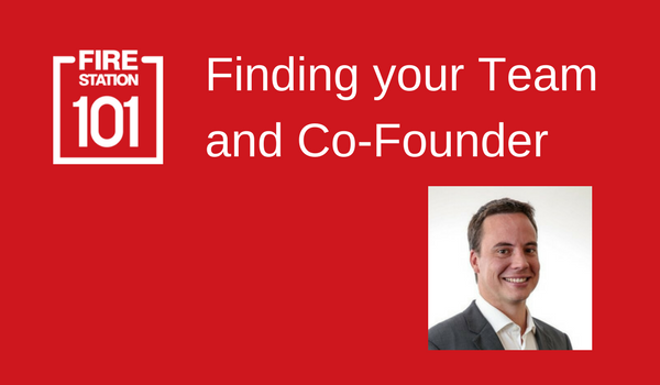 How to choose your co-founder/s and future team members